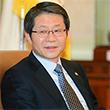 남북 고위급접촉 수석대표와 대화하는 통일장관