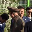 북한 고위 대표단, 선수촌 방문해 선수 격려