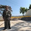 북한군 실탄 떨어진 연천군 중면사무소