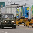 북으로 향하는 농자재 대북지원 물품