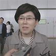 최연혜 코레일 사장, 중국서 국제열차로 방북