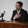 북한 억류 선교사 석방호소 회견