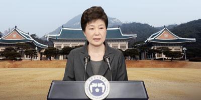 朴大統領が退陣時期表明要求に沈黙 その背景は?