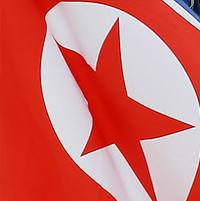 北朝鮮国旗販売しようとした朝鮮族を取り調べ=韓国警察