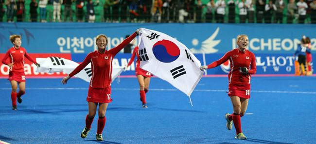 ア大会 韓国は総合2位=目標の金90個に届かず