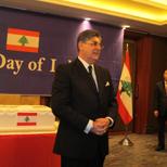 السفارة اللبنانية في سيئول تحتفل بالعيد الوطني الـ70