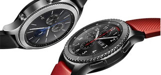 """سامسونغ تكشف عن ساعة ذكية """" جيرأس 3 """" الأكثر ذكاء على شكل ساعة تقليدية"""