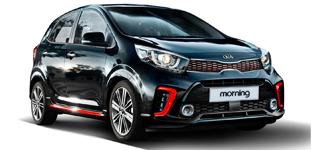 """كيا موتورز تكشف النقاب عن سيارة """"مورنينغ"""" الجديدة"""
