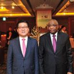 السفارة السودانية تحتفل بالذكرى الـ40 لإقامة العلاقات الدبلوماسية مع كوريا
