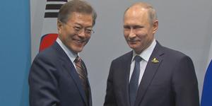 الرئيس مون يقوم بجولة خارجية إلى روسيا في سبتمبر المقبل