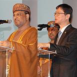 سفارة سلطنة عمان في سيئول تحتفل بالعيد الوطني السابع والأربعين