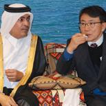 السفارة القطرية بسيئول تحتفل باليوم الوطني القطري