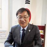 (لقاء يونهاب) الملحق الثقافي الكوري الجنوبي المغادر للقاهرة يعتزم ترويج الثقافة المصرية في كوريا