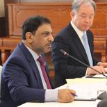 الجمعية الكورية العربية تعتزم مواصلة الجهود والتعاون للارتقاء بالجمعية للأفضل