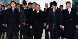 دبلوماسي كوري شمالي مسؤول عن الشؤون الأمريكية ضمن الوفد رفيع المستوى