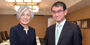 سيئول وطوكيو تتفقان على أن التقدم السريع لأوضاع شبه الجزيرة الكورية يمثل نقطة تحول هامة