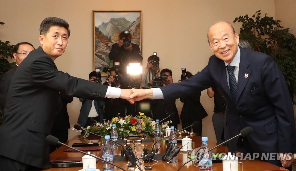 """الرئيس الكوري يؤكد على الجهود المشتركة خلال خطابه التاريخي أمام """"الدوما"""""""