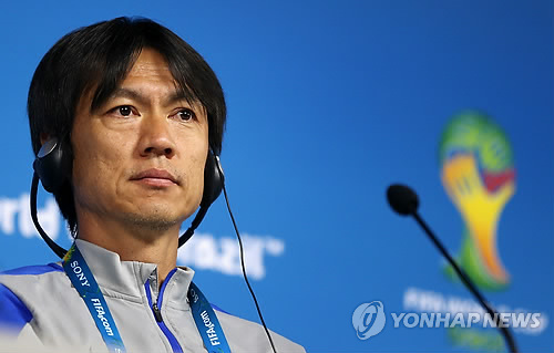 """(كأس العالم) مدرب المنتخب الكوري الجنوبي يعول على تقديم """"أفضل جهد"""" من اللعيبة ضد بلجيكيا"""