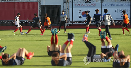 (كرة القدم) كوريا الجنوبية تسعى للتعافي نفسيا وجسديا من الخسارة أمام الجزائر