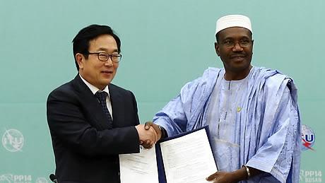 مدينة بوسان توقع مع الاتحاد الدولي للاتصالات على اتفاقية تعاون