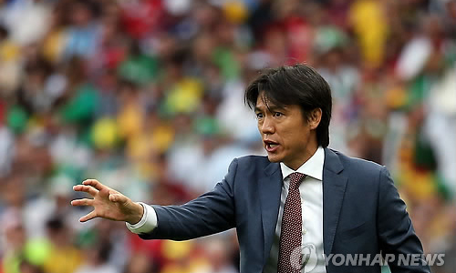 韩国队惨败阿尔及利亚队 主教练称战术安排不当