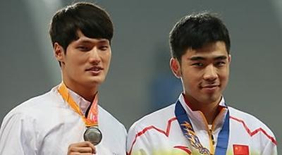 亚洲男子110米栏迎来谢文骏金秉俊时代