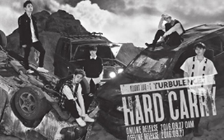 """GOT7 reveals the music video of its new title track """"Hard Carry"""""""