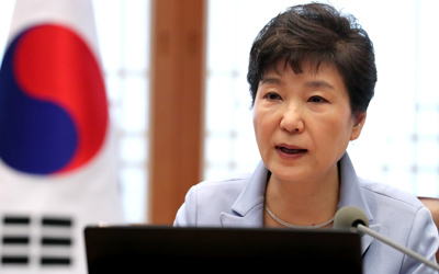 Park says Seoul will seek to forge future-oriented Korea-Japan relations
