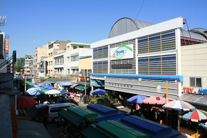 Daejeon Jungang Market a traditional market with modern taste