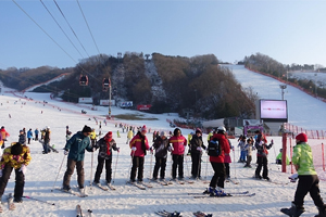 Ski resorts add reason to visit Korea, but not just for skiing