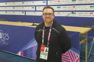 Ice technician vows to provide best stage for skaters at PyeongChang Olympics