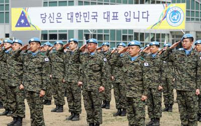 S. Korea to send replacement peacekeeping troops to Lebanon