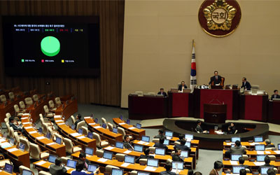 Parliament urges China to stop retaliation over THAAD