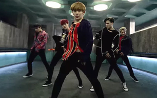 Teen Top releases video focusing on choreography