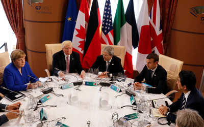 G-7 says N. Korea poses threat of 'grave nature': reports