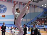 Taekwondo World Championships under way in Pyongyang