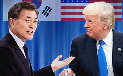 Moon, Trump to hold bilateral talks on N. Korea this week