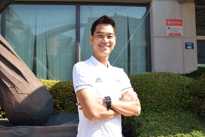 S. Korean football referee gunning for 2018 World Cup appearance