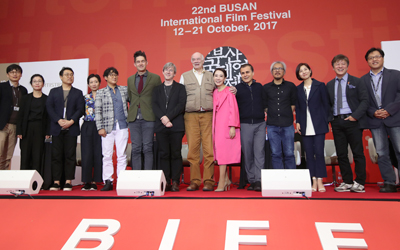 Busan film festival audience up 17 pct to top 190,000