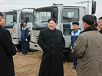 N.K. leader visits car industry complex