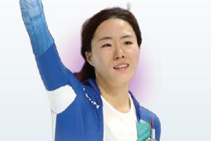 Speed Skater Lee Sang-hwa