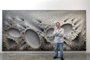 Artist Chun Kwang-young tells Korean narrative through unique landscape