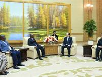 Congo delegation in NK