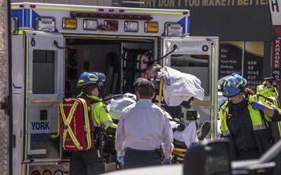 2 S. Koreans killed in Toronto van attack