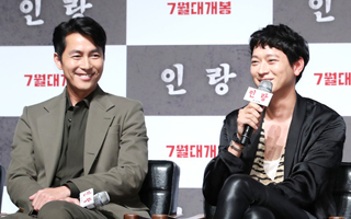 Kang Dong-won of 'Inrang' honored to work with Jung Woo-sung