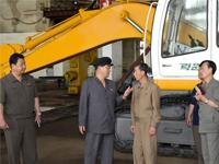 N.K. premier visits manufacturing plants