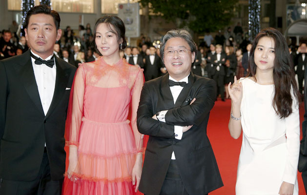 Park Chan-wook owes much of 'The Handmaiden's' success to three main actors