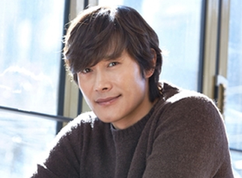 South Korean actor Lee Byung-hun
