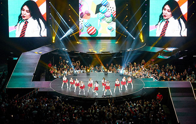With KCON afloat, CJ tries new rookie-centric K-pop event