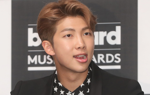 BTS leader RM collaborates with U.S. band Fall Out Boy